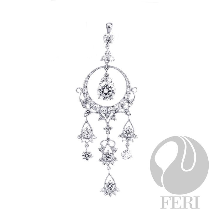 FERI Crystal Light - Pendant FSP4024