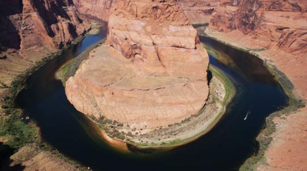 Autour du Colorado en Arizona // Horseshoe Bend et le lac Powell