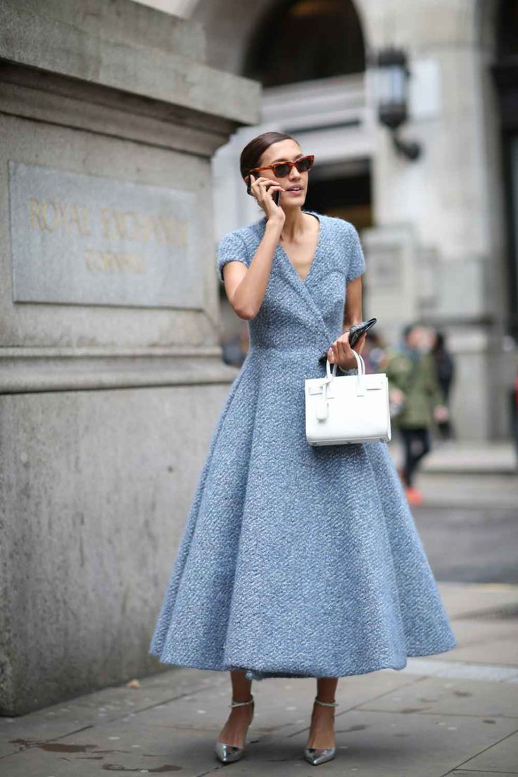 London Street Style - Creative Fashion Outfits