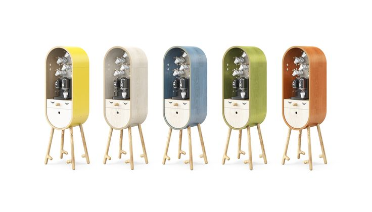 A Russian Brand Has Created the Most Adorable Micro #Kitchen