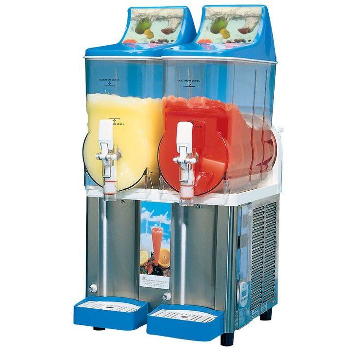 Image result for triple bowl slush frozen drink dispenser