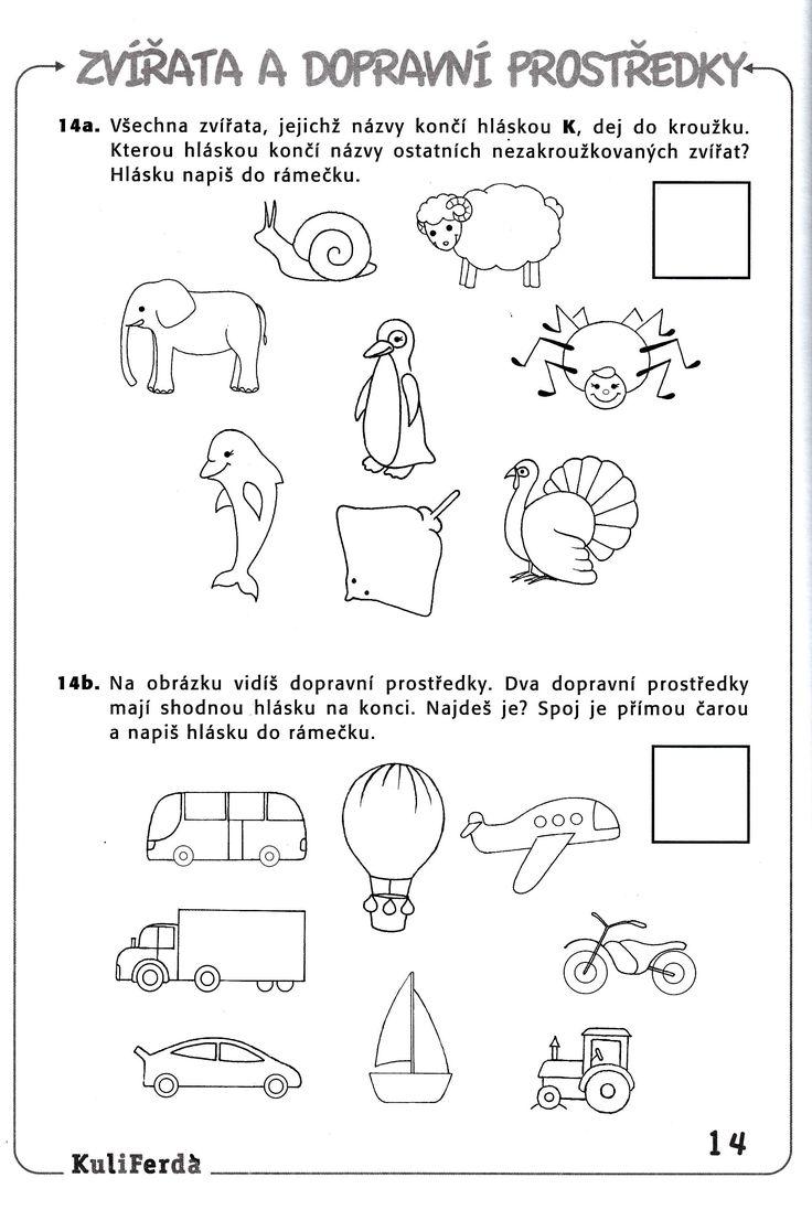 Centrum učebnic CZ - Raabe, Gošová, V., Kuliferda - Sluchové vnímání II - PS pro žáky s SPU na 1. stupni ZŠ