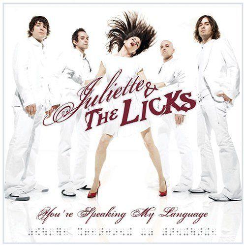 Juliette & The Licks - You're Speaking My Language. Juliette Lewis is boss.