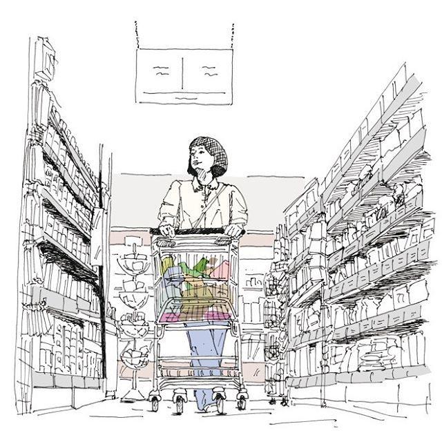 #VSCOcam #pen #picture #illust #illustagram #illustration #line #japan #creative #イラスト #アート #絵 #日本 #graphic #design #magazine #グラフィック #sketchaday #ink #デザイン #東京 #雑誌 #image #手描き #人物 #女性 #イラストレーション #カット #CPFU #Champion