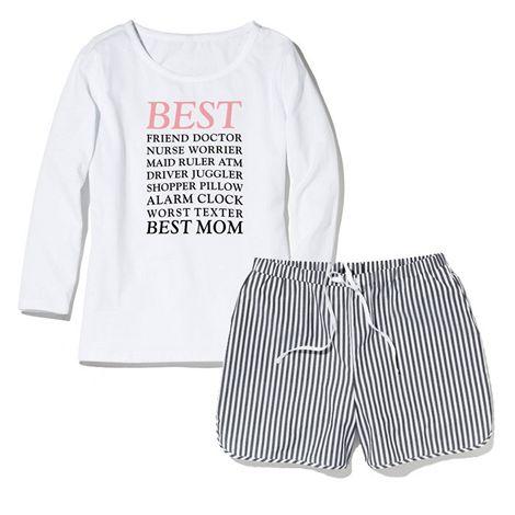 Best Mom Pyjama Set