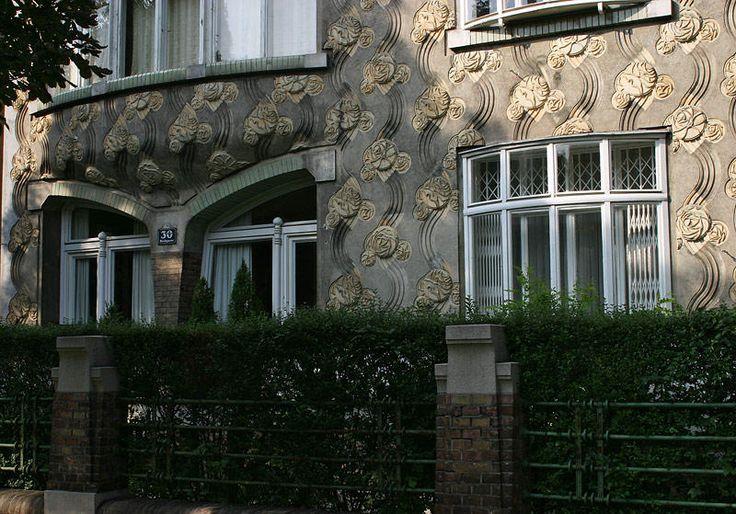 La maison de l 39 art nouveau gates fences pinterest - Maison de l art nouveau ...