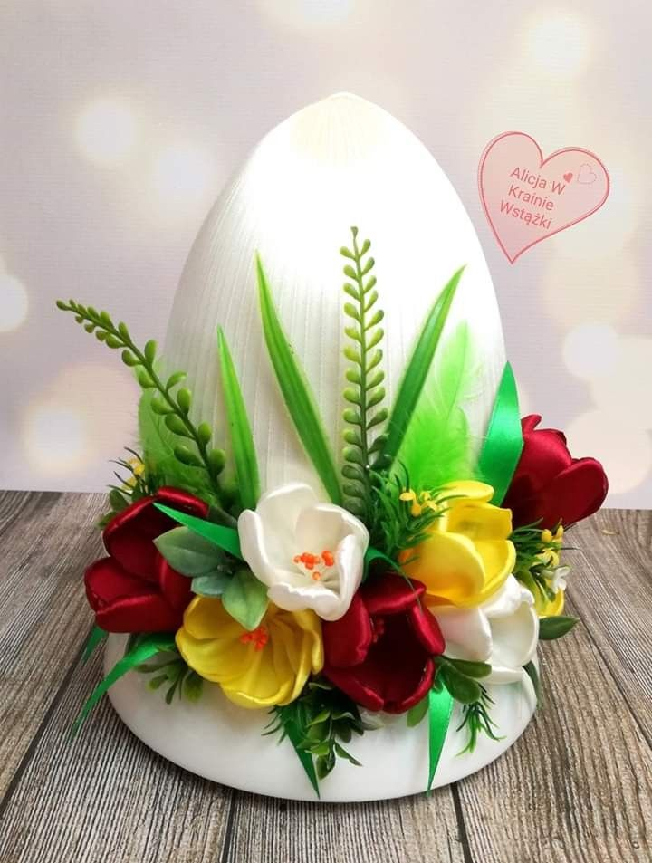 Pin By Anna Gradek On Wielkanoc Easter Projects Easter Crafts Easter Decorations