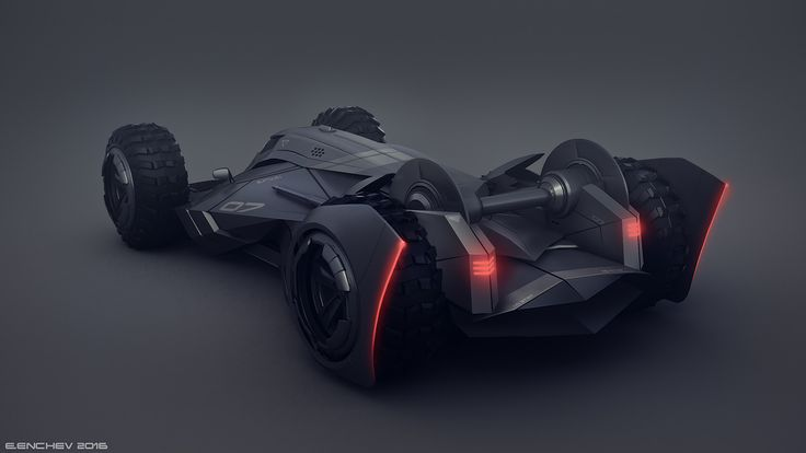 Batmobile concept (part1), Encho Enchev on ArtStation at https://www.artstation.com/artwork/zXq5d