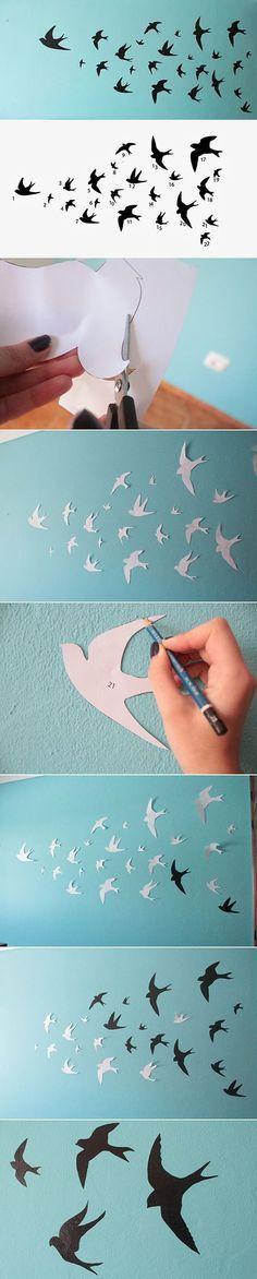 Diy Beautiful Wall Art