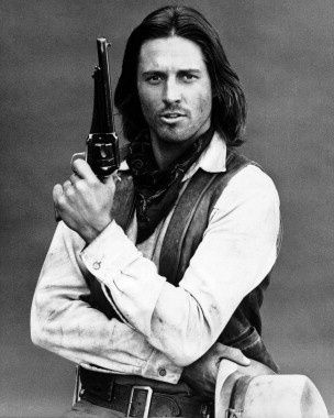 Bruce Boxleitner as Luke Macahan from How the West Was Won.