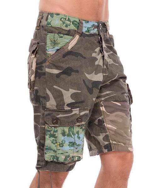 Камуфляж женские шорты москва