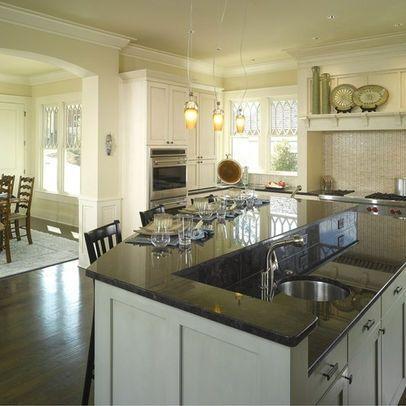 Best Kitchen Ideas Images On Pinterest Island Design Kitchen
