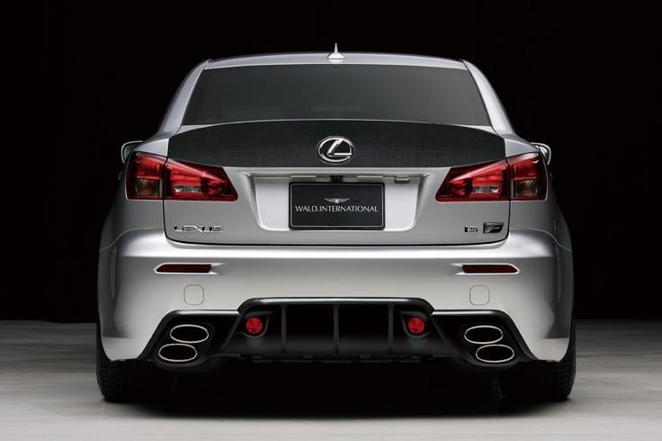 Lexus IS-F....