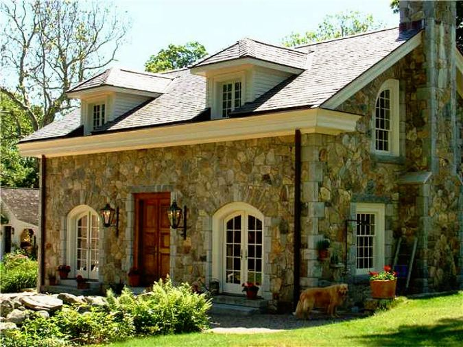 Best Old Stone Houses Ideas On Pinterest English Cottage - Creative redeisgn turning stone cottage modern country home england