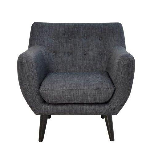 Brewster Armchair - Slate