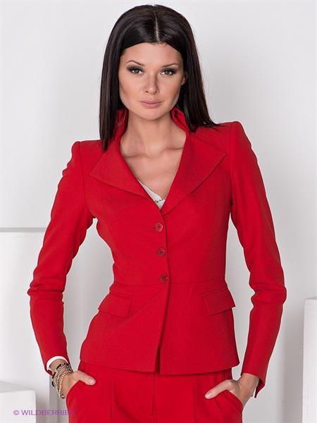 Красный пиджак женский интернет магазин