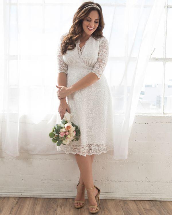 Kiyonna Wedding Dresses Wedding Wedding Dresses Plus Size