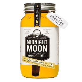 Junior Johnson Midnight Moon Apple Pie Moonshine 750ML