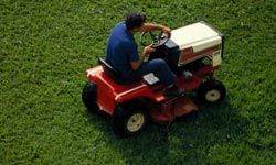 "HowStuffWorks ""Rotary Lawn Mowers"""