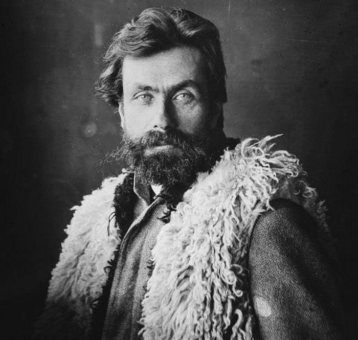 Stanisław Witkiewicz, ok. 1890, fot. z archiwum Muzeum Tatrzańskiego w Zakopanem