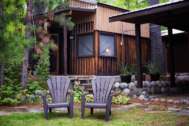 The sleep cabin... close enough but still ensures quiet, privacy, giggles or romance...