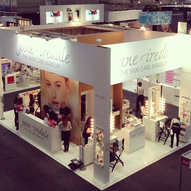 Our beautiful stand at Expo 2013