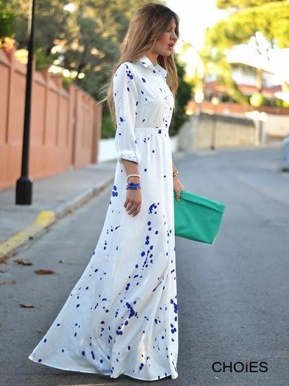 162 best Maxi Dresses images on Pinterest