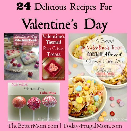 24 Delicious Recipes For Valentine S Day