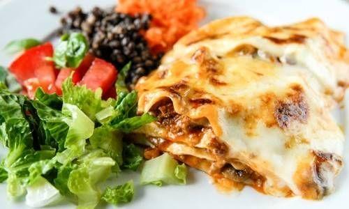 God Italiensk Lasagne lasagnerecept | Receptfavoriter