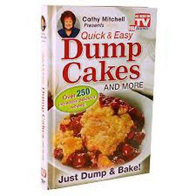Cathy Mitchell Chocolate Cherry Dump Cake