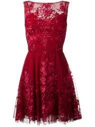 Купить Zuhair Murad платье с леопардовым принтом  .
