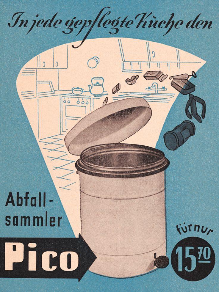 Více než 25 nejlepších nápadů na Pinterestu na téma Abfallsammler - abfallbehälter für die küche