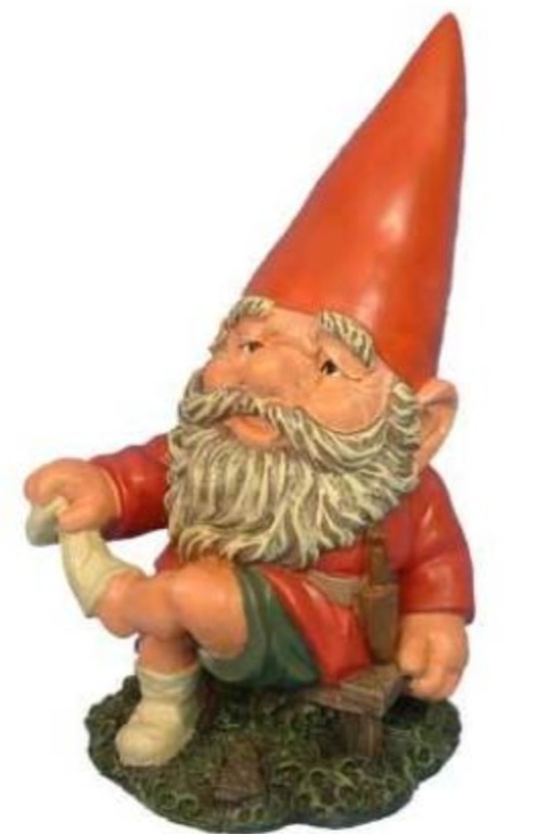 The My Feet Are Killing Me Gnome