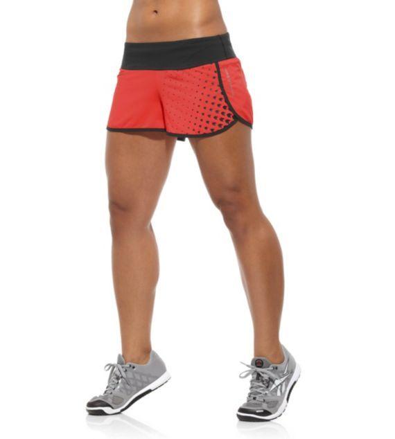 Reebok Women's Womens Reebok CrossFit Nano Speed Training Short Shorts |  Official