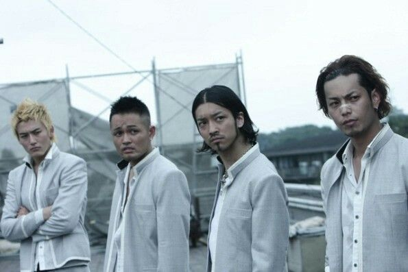 Housen | Crows zero