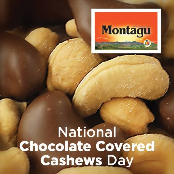 As if cashews weren't delicious enough on their own, chocolate covered cashews… now that's something!  What do you think? Would you go for plain cashews or chocolate covered ones?  #ChocolateCoveredCashewDay   #LoveChocolate   #HealthyLifestyle   #WeCare