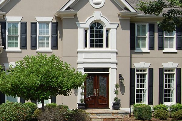 Stucco House Colors, Stucco Exterior And Stucco Homes