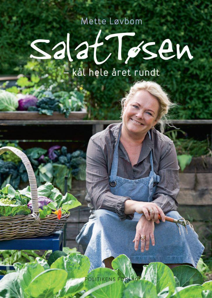 Boganmeldelse – Salattøsen, Kål hele året rundt. af Mette Løvbom – Low Carb Opskrifter