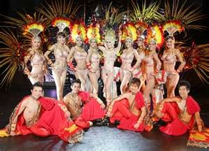Lady boys of Bangkok http://www.whatsontickets.com/The-Ladyboys-of-Bangkok.asp