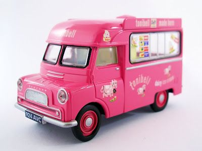 Tomica: TONIBELL ICE CREAM TRUCK