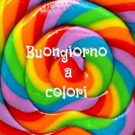 Buongiorno a colori