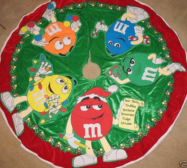 Candy Tree Skirt 65