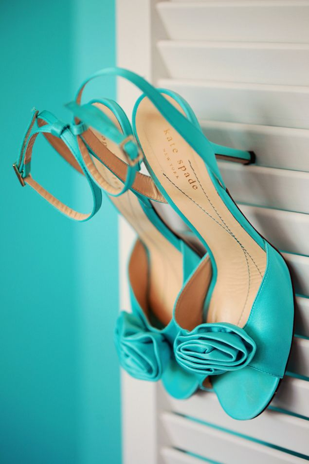 Teal Wedding Shoes - PHOTO SOURCE • ETERNAL REFLECTIONS PHOTOGRAPHY