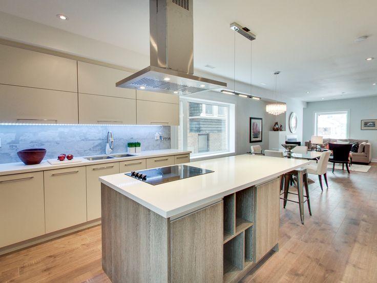 White Caesarstone Kitchen Countertops Part - 48: 4600 Organic Whiteu2026
