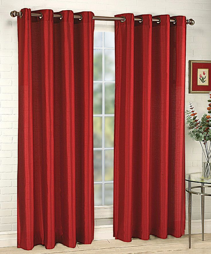 1000 Images About Grommet Curtains On Pinterest Circle