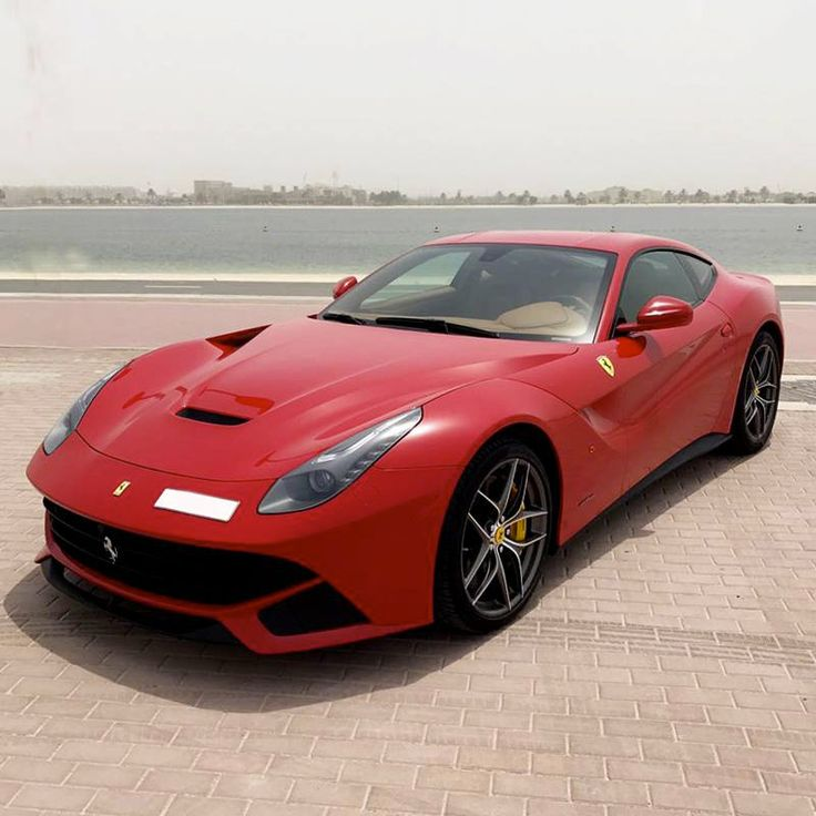 Drive 😎 the Ferrari F12 🚙 in Dubai for only AED 3000/day