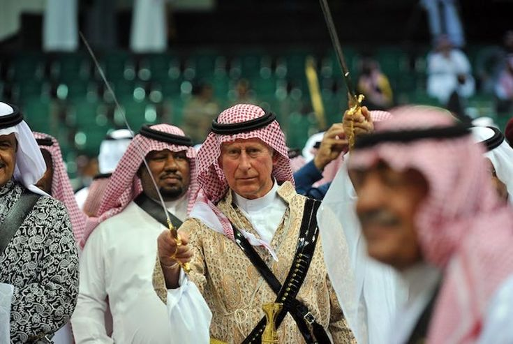 Might an unearthed letter help explain why Prince Charles so fond of Islam? | The Spectator