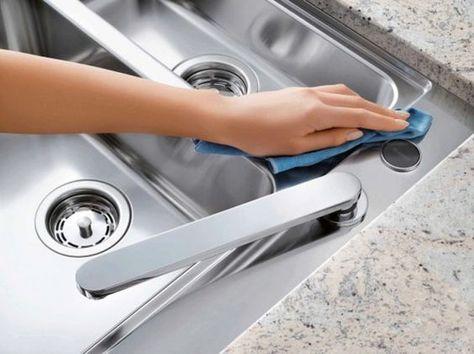 Come pulire l'acciaio per farlo brillare | Lifestyle Alice