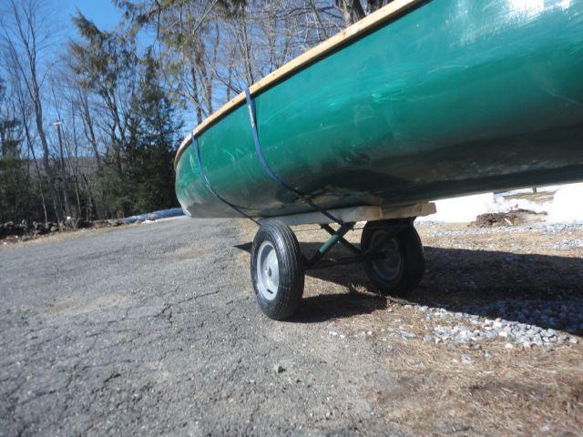 DIY Canoe Cart - Canoetripping.net Forums.