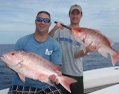 According to a recent news report, a federal mandate to remove old oil and gas rigs in the Gulf of Mexico is decimating the red snapper population. The following video shows thousands of pounds of dead fish, mostly red snapper, floating on the ocean surface after one of the demolitions.